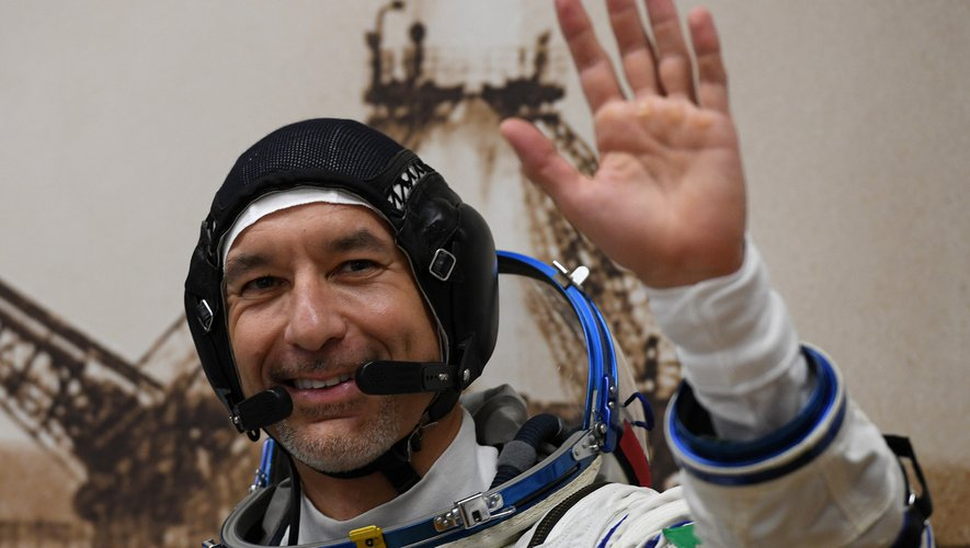 L'astronaute italien Luca Parmitano se transformera mardi en DJ de l'espace.