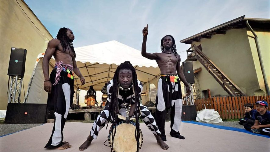 Le groupe sénégalais Bakh Yaye animera la soirée de samedi.