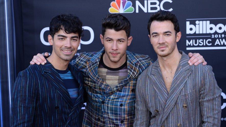 "Le dernier album des Jonas Brothers ""Happiness Begins"" est sorti en juin dernier."