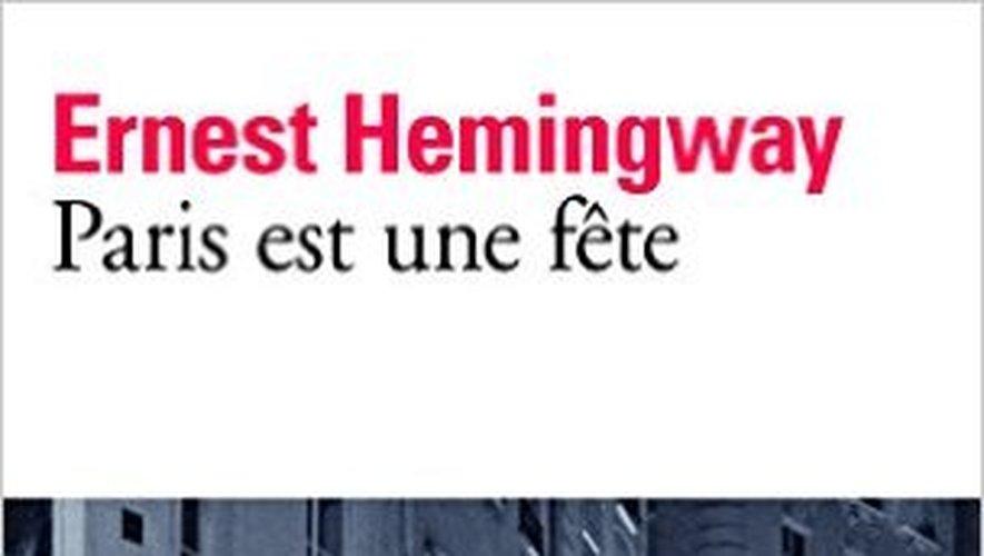 """""""Paris est une fête"""" a été publié pour la première fois aux éditions Gallimard en 1964, soit trois ans après la mort de l'auteur américain."""