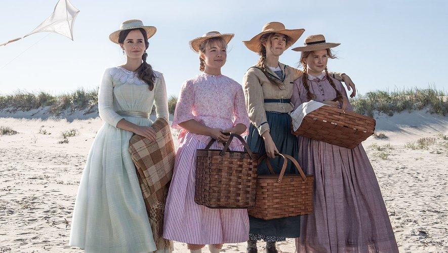 """""""Les Quatre Filles du docteur March"""" de Greta Gerwig sortira le 8 janvier 2020 dans les salles de cinéma de France."""