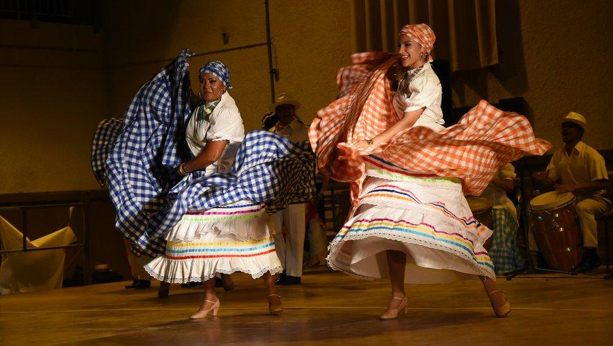 Les Porto Ricains de « Guarionex » ont apporté la chaleur des îles.