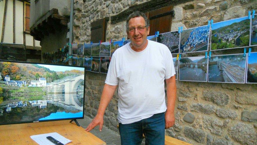 Robert Couderc expose ses photosaux « Mardis du savoir-faire ».