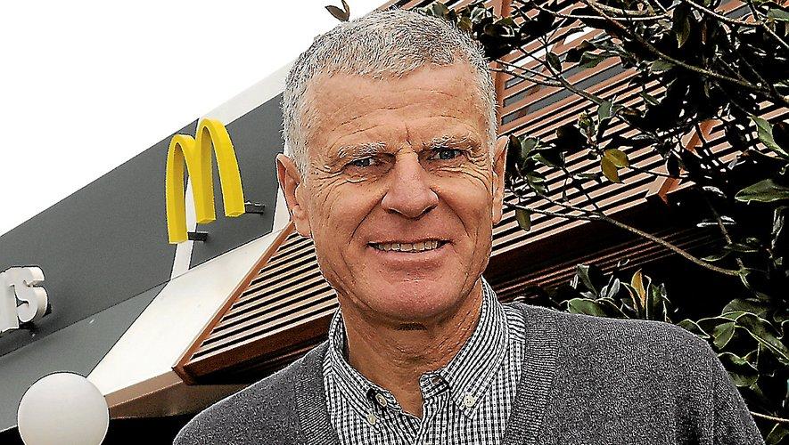 Aujourd'hui retraité, Marc Dehani était propriétaire des cinq McDonald's aveyronnais jusqu'en 2016.