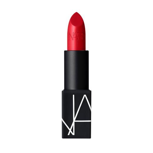 """Le rouge à lèvres """"Inappropriate Red"""" issu de la nouvelle gamme de NARS Cosmetics."""