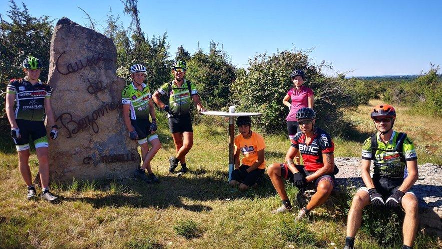 Ce dimanche, huit vétéistes se sont retrouvés pour un circuit de 42 kilomètres
