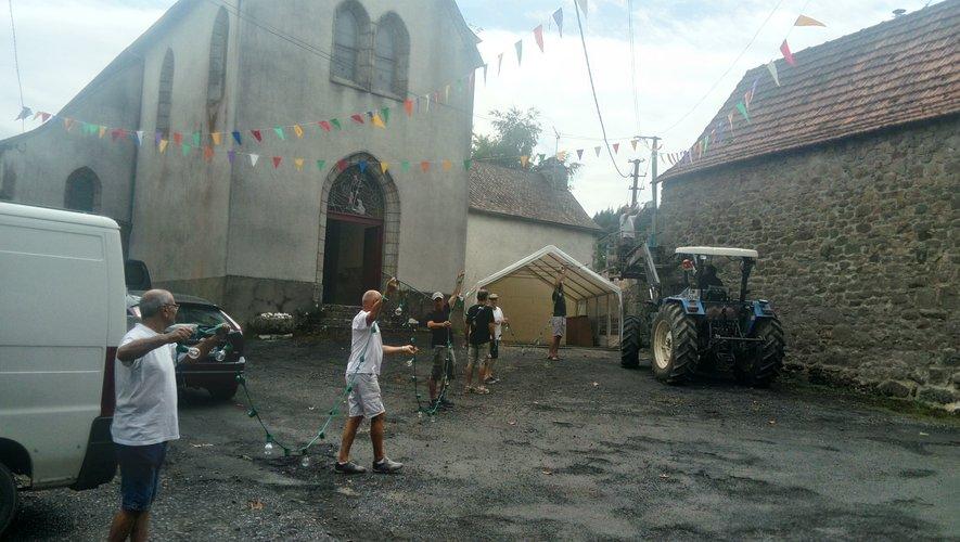 Fête à Castailhac : les organisateurs sont prêts