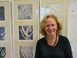 Dominique Médard accrochera ses œuvres à La Tour, à partir du 24 août./DDM.