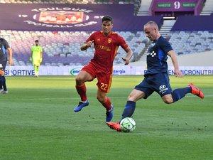 David Douline et ses coéquipiers devront être vigilants au stade du Hainaut pour leur troisième match joué en une semaine.