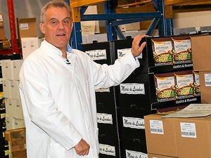 Christophe Bertoux ne manque pas d'ambition pour la société qu'il dirige depuis 2011.