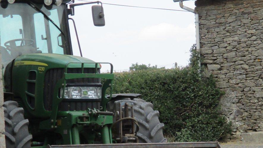 Une visite de la ferme fort appréciée.