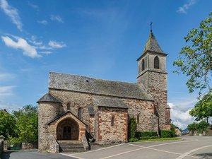 L'église de Saint-Mayme (1er circuit)…