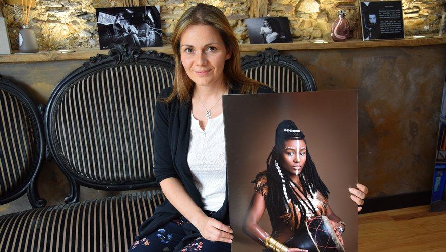 Cette photo sur le thèmedu portrait ethnique n'a pas permis à Émeline Delsautde décrocher le titre de MOF. Mais elle n'a pas tout perdu pour autant.