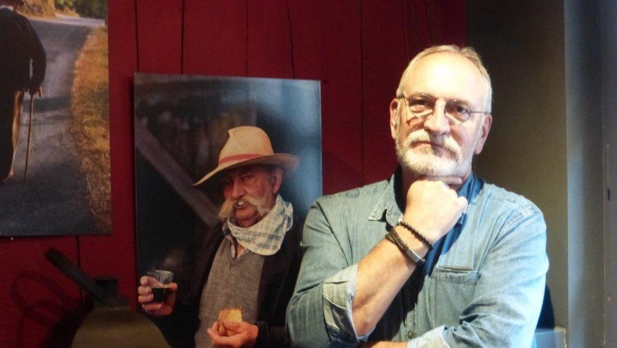 Michel Mercadier expose jusqu'au 25 août.