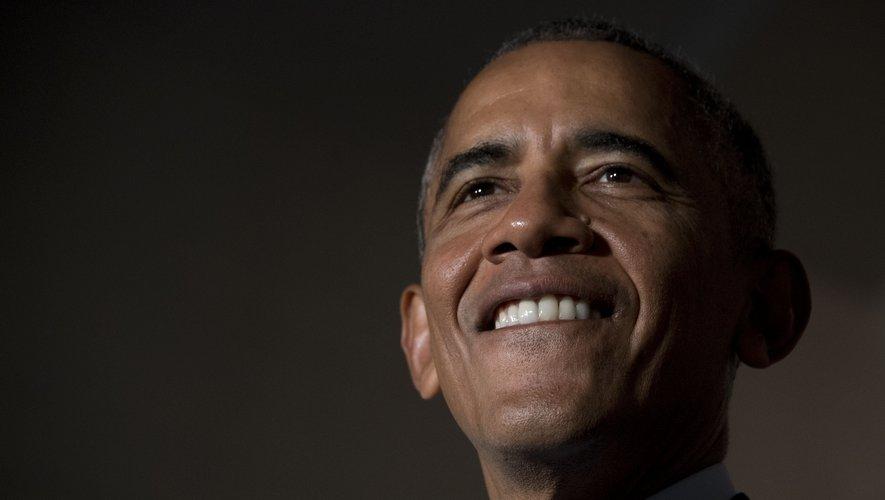 L'ex-président Obama est un fan de basket, un sport qu'on l'a souvent vu pratiquer quand il était à la Maison Blanche.