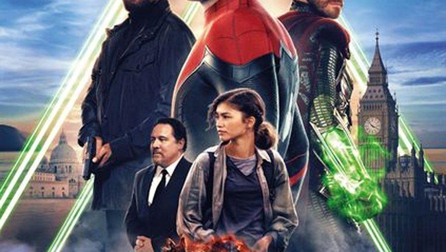 """Moins de deux mois après sa sortie en salles, """"Spider-Man: Far From Home"""" se voit ajouter des minutes en plus pour les écrans d'Amérique du Nord."""