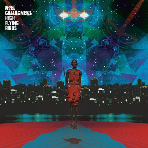 """Le nouvel EP de Noel Gallagher et High Flying Birds, """"This is the Place"""" paraîtra en septembre."""