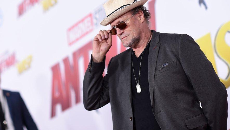 """Michael Rooker s'est notamment illustré en jouant le personnage de Merle, le grand frère de Daryl Dixon, dans la série """"The Walking Dead"""" dès son lancement en 2010."""