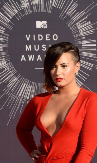"""Demi Lovato débarque dans """"Eurovision"""", une comédie avec des chansons et Will Ferrell. Son futur rôle n'est pas encore connu."""