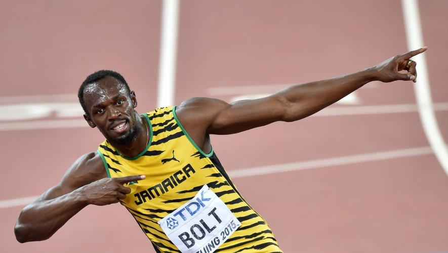 Et maintenant Usain Bolt se lance dans le business de la livraison de repas à domicile