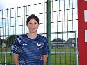Aurélie Rival prête à relever le défi.