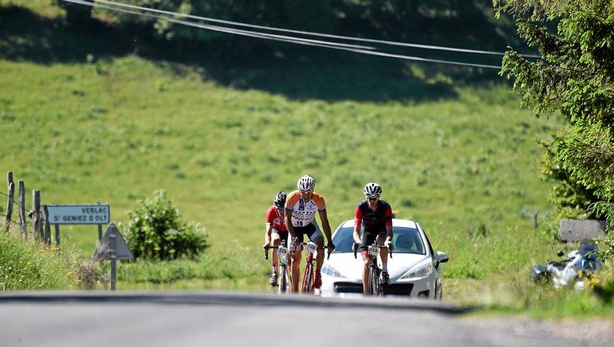 Une cohabitation pas toujours évidente entre cyclisteset automobilistes.
