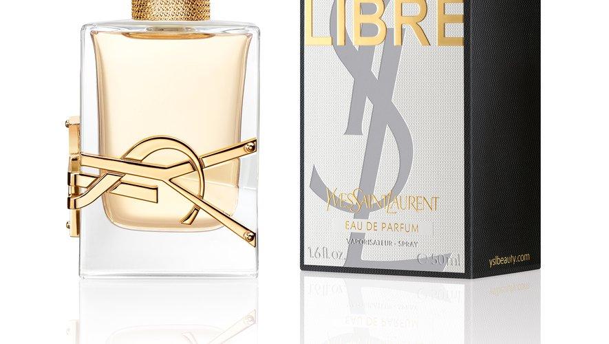 """Le parfum """"Libre"""" par Yves Saint Laurent Beauté."""