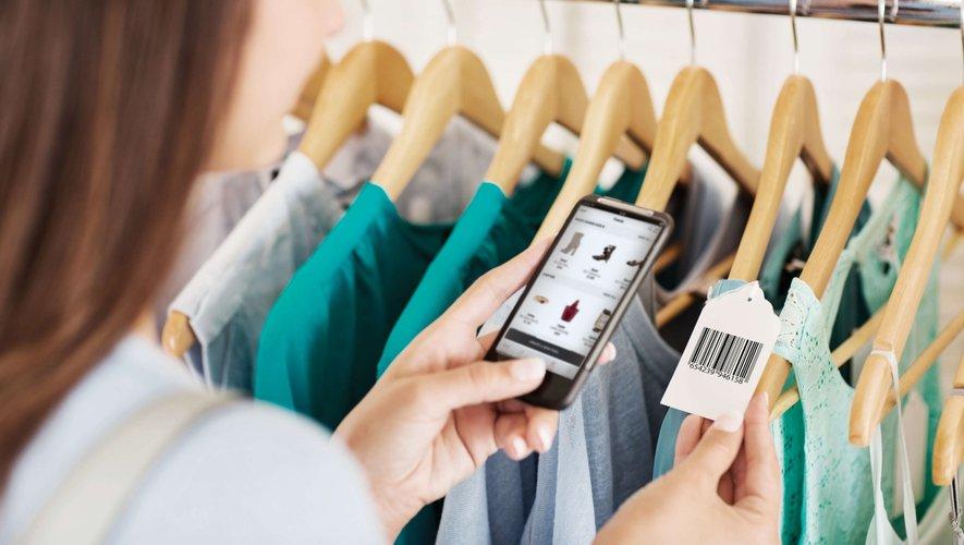 La future application ViJi permettra de retracer l'histoire de son vêtement.