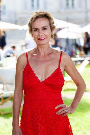 Sandrine Bonnaire (ici à Angoulême) sera la présidente du jury du prochain Dinard Film festival.