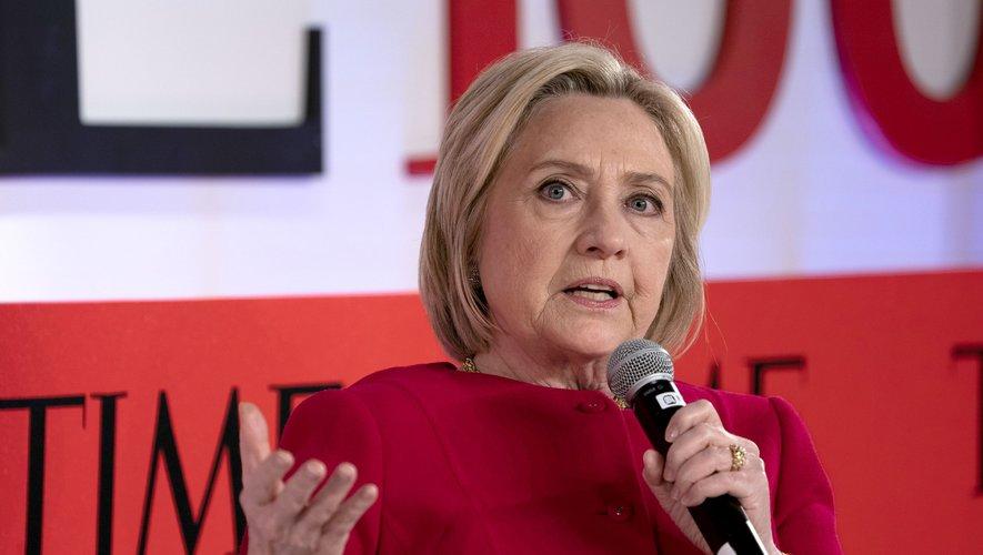 Hillary Clinton était la Première Dame des États-Unis au moment du scandale Lewinski.