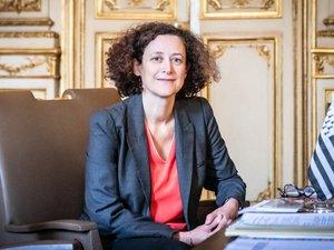 Emmanuelle Wargon est en poste depuis octobre 2018.