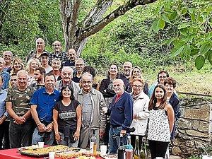 Un buffet, concocté par les habitants,a scellé de fort belle manièrece moment de restaurationdu patrimoine.