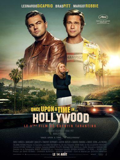 """Le dernier film de Quentin Tarantino, """"Once Upon a Time... in Hollywood"""", est en tête des visionnages de bandes-annonces cette semaine sur le site AlloCiné."""
