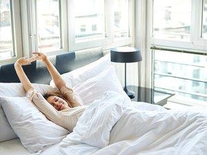 Etre optimiste pour mieux dormir