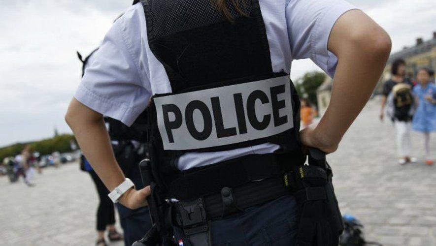 Les forces de l'ordre ont été averties par la personne agressée.