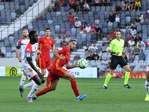 Ugo Bonnet a inscrit le troisième but du Raf et permis à son équipe d'obtenir un point face à Orléans.