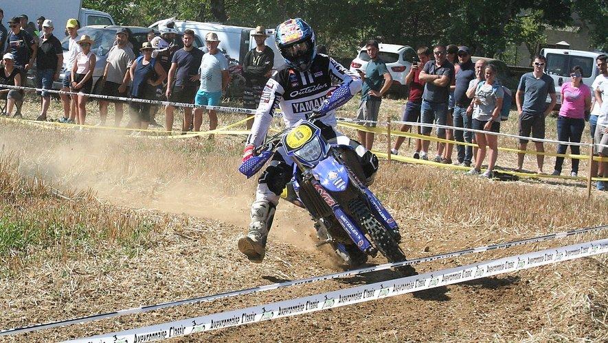 Première victoire en classique pour Jamie McCanney (Yamaha)