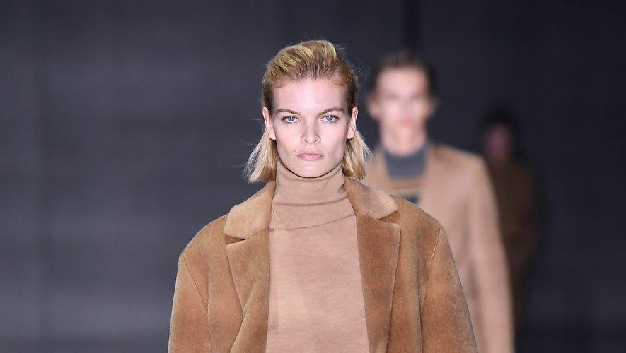 Hugo Boss présentera la collection printemps-été 2020 de sa ligne BOSS à Milan en septembre 2019 (ici le défilé automne-hiver 2019-2020).