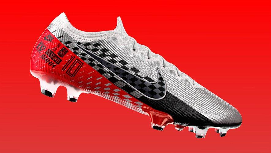 La Nike Neymar Jr. Mercurial Vapor Speed Freak