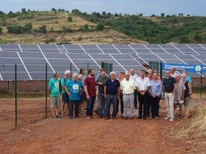 Élus et partenaires ont inauguré le site.