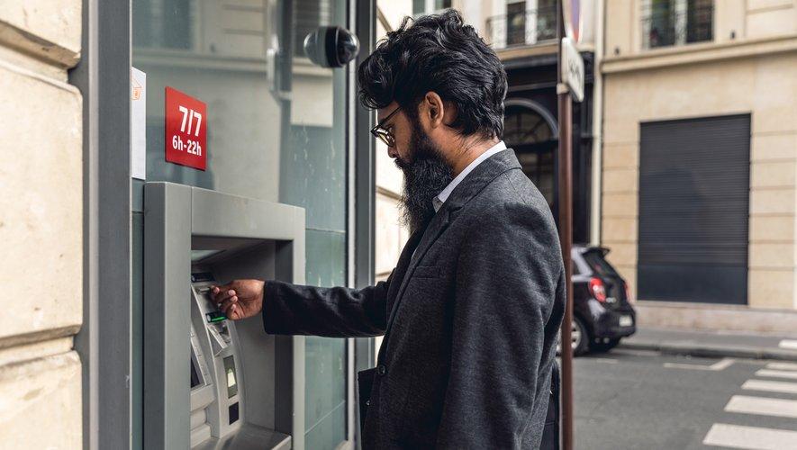 Pour assurer la rentabilité de son distributeur, Brink's France a notamment limité ses fonctionnalités au retrait d'argent.