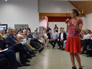 Emmanuelle Wargon a répondu à tous les intervenants. Sans langue de bois.