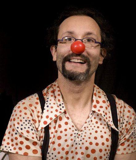 Ivan Creyssels animateur et clown tout terrain.