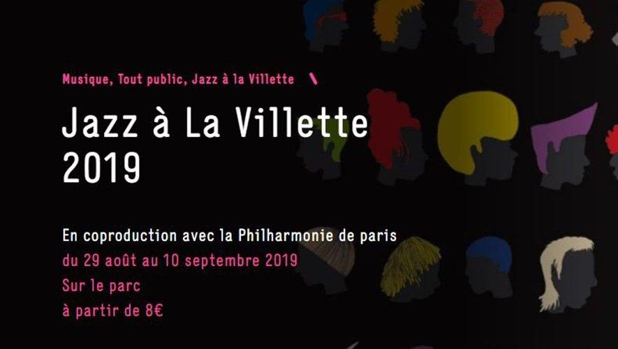 """""""Jazz à la Villette"""", du 29 août au 10 septembre 2019"""