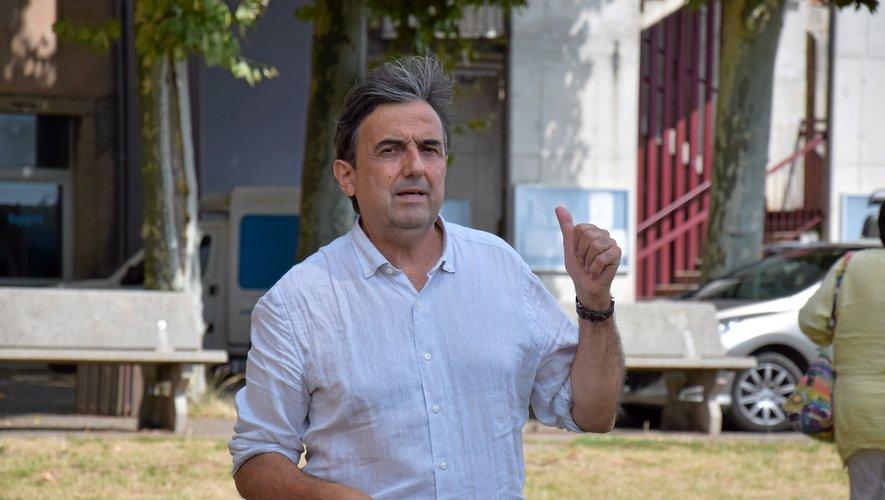 Claude Bauquis, directeur de l'enseignement catholique Aveyron-Lot.