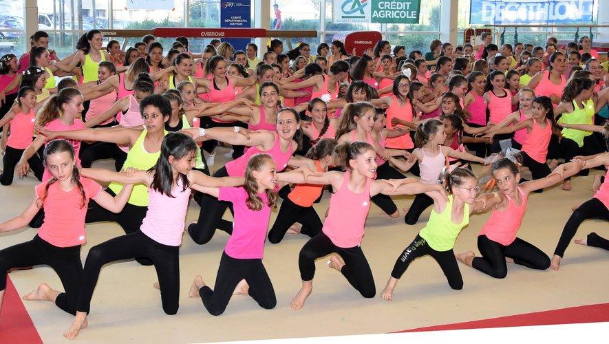 La fête du club clôture la saison, un moment important pour les jeunes gymnastes et leurs familles.