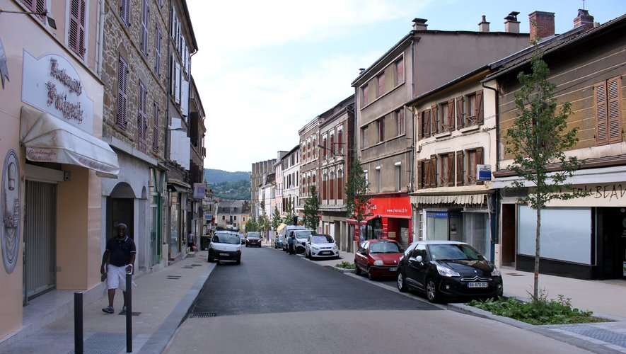 La rue Cayrade va passer en double sens dès lundi.