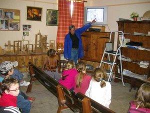 Le moulin à eau  du Barry ouvert à la visite