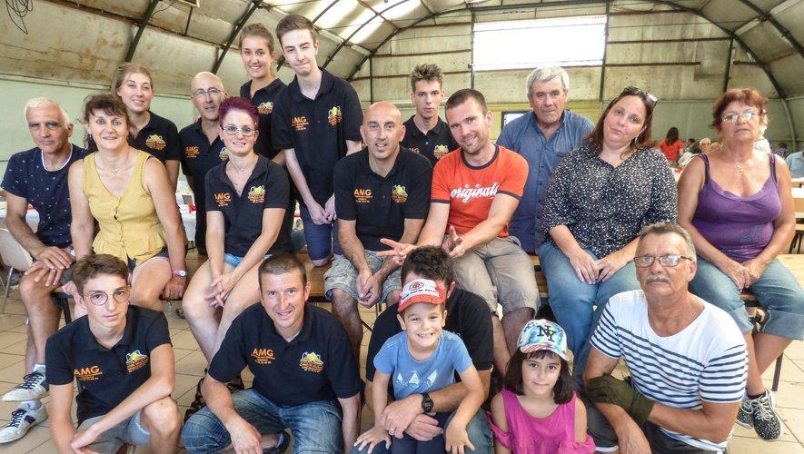 Les bénévoles à la base  de festivités réussies à Brandonnet
