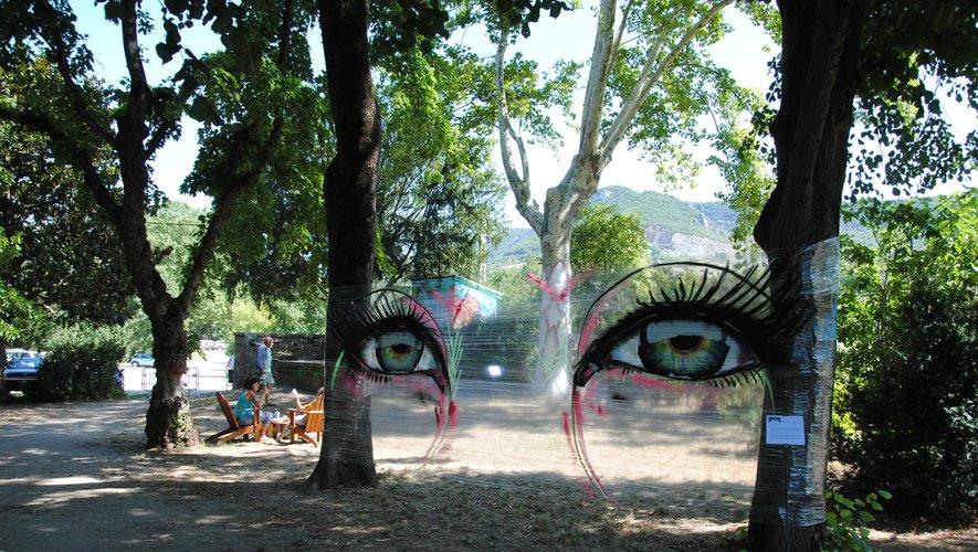Les artistes retournent au parc Raux pour des créations liées à la nature.